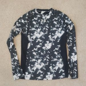 Youth large under armour long sleeve